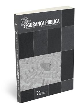 Visualizar v. 11 n. 2 (2017): Revista Brasileira de Segurança Pública 21
