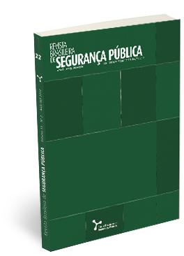 Visualizar v. 12 n. 1 (2018): Revista Brasileira de Segurança Pública 22