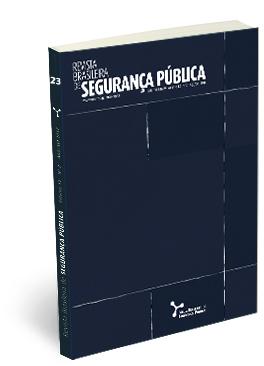 Visualizar v. 12 n. 2 (2018): Revista Brasileira de Segurança Pública 23